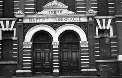 The Baptist Tabernacle Stockton 1982 (deargdoom57) Tags: 1982 stockton stocktonontees