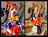 Cama de gato (Art Vanessa Lima) Tags: clown artesanato paz palhaços cabaças porongos vanessalima
