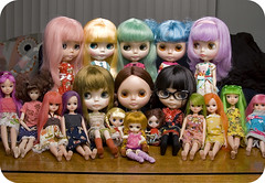 Current Doll Family