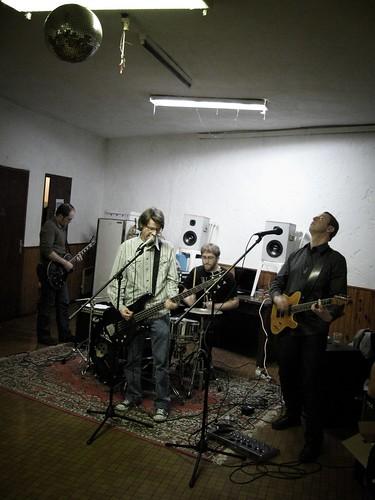 Marshotel reunion, live @ Pessac - Dec 4, 2009