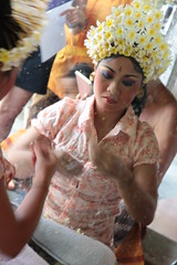 Bali Ritual Danse