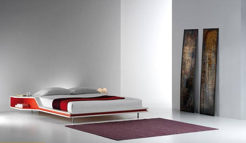 Italian Contemporary Modern Minimalist bedroom by Frighetto