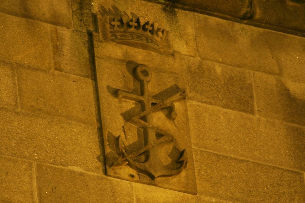 Antiguas instalaciones de la ETEA en Vigo