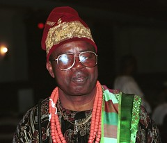 Chief Stephen Osita Osadebe (RIP) at the Equator Club Nigerian People 1994 008 (photographer695) Tags: people fashion club chief rip stephen 1994 equator nigerian osita osadebe