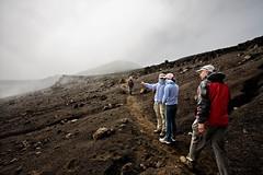 (Eric Rolph) Tags: travel family landscape hawaii hiking maui adventure haleakala slidingsandstrail slidingsands