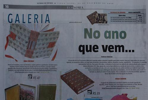 ViVá no Jornal Estado de Minas!