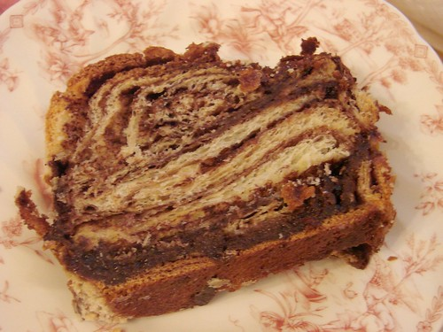 Chocolate Babka from Russ & Daughters