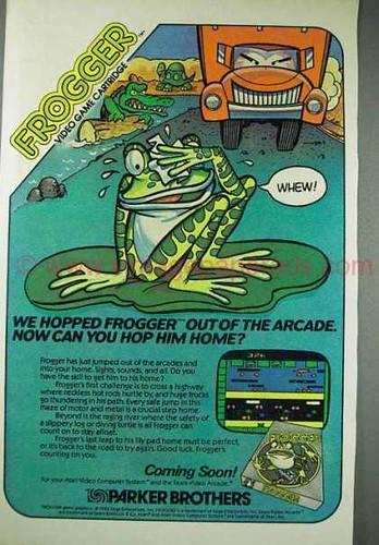 Frogger (1982)