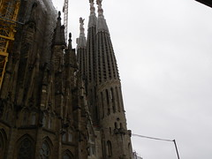 Sagrada Familia 9 (Laura.BDN) Tags: barcelona monumento catalunya sagradafamilia baslica antonigaud