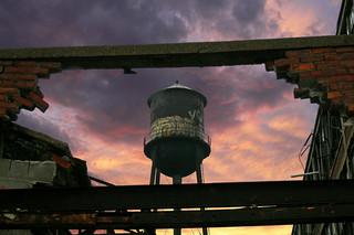 Packard tower