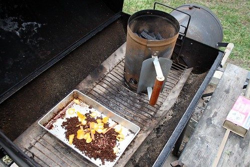 Smoker setup