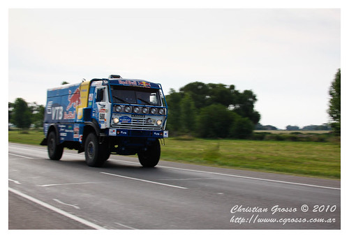 Dakar 2010 - Argenitna / Chile