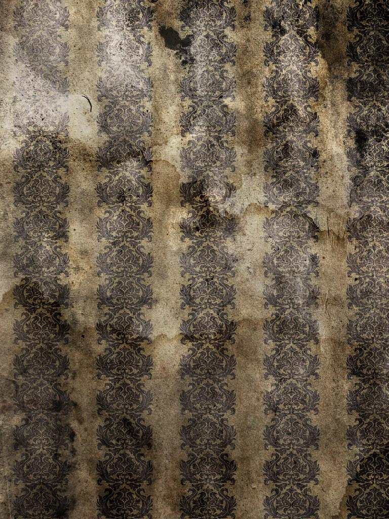 Vinatge Wallpaper Texture - 8