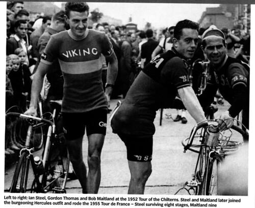 Ian Steel Viking 1952
