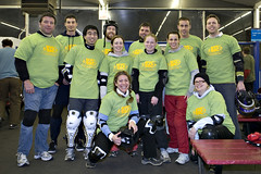 The Greet Guys & Gals (nycsocial) Tags: wednesday social super broomball winter2010 teampics nycsocialsportsclub winter10 wednesdaybroomball