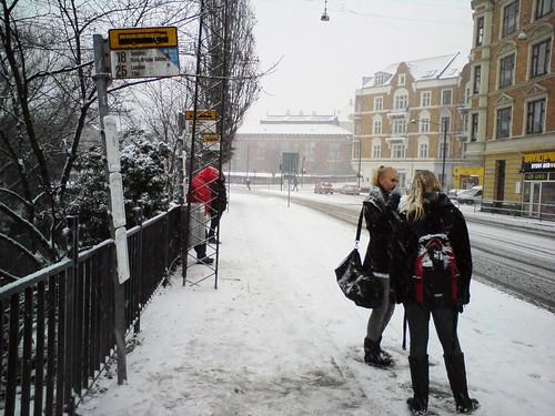 århus winter