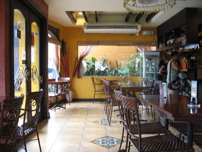 Blogged:  Bistro Mateo
