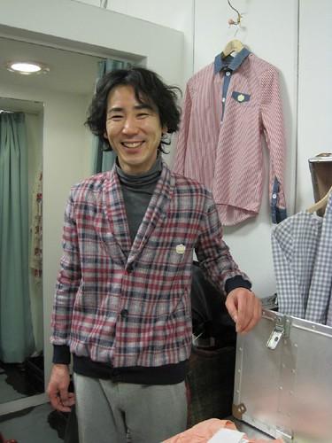 Tetsuya Ohgaki from kaffe,antik markka