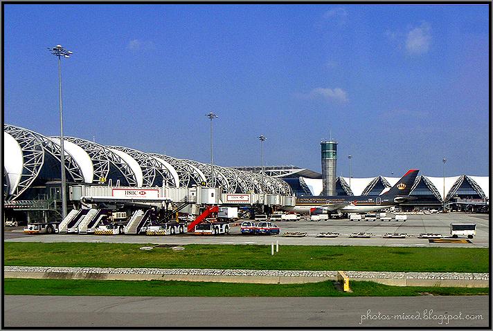 Suvarnabhumi Airport 2