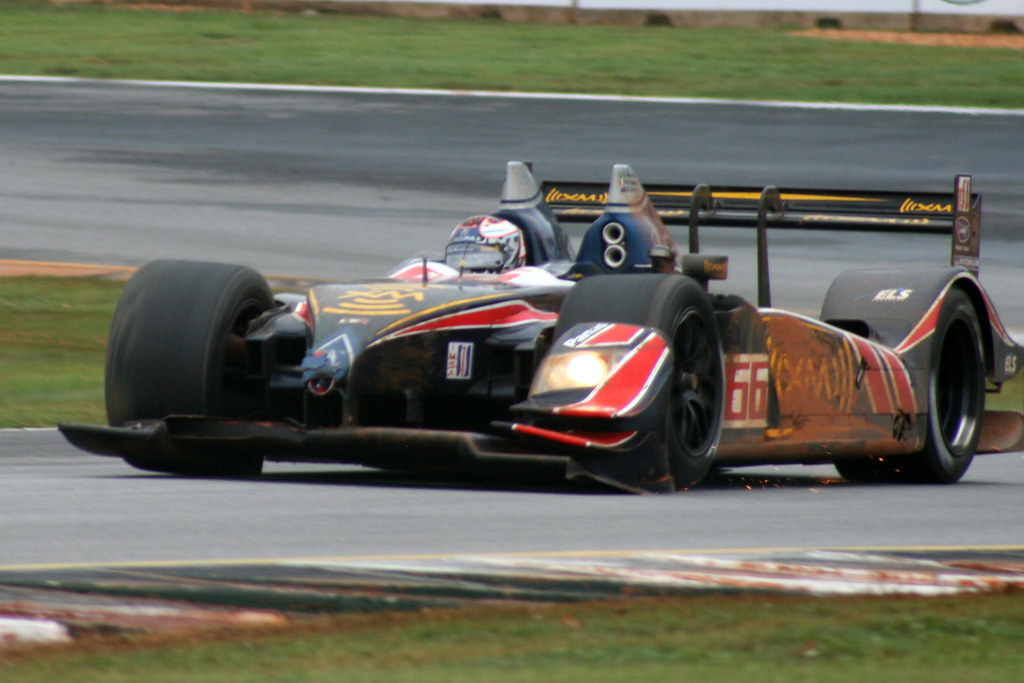 Acura at Petit Le Mans 2009