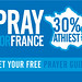 Pray for France Pray Magazine 2010 Ad 2
