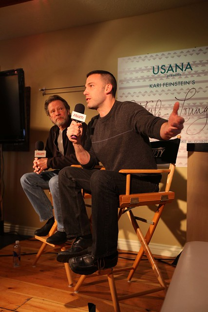 Chris Cooper and Ben Affleck by usanainc