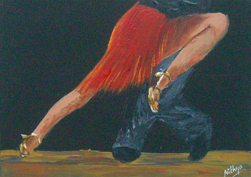 Dancing feet #1