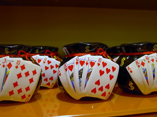 IM002695 Poker Cups