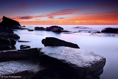 95 seconds (-yury-) Tags: ocean longexposure water sunrise sydney australia turimetta