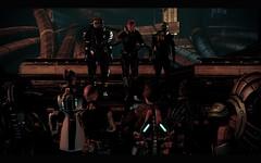 finalspeech01 (Annakie) Tags: jack group thane grunt shepard legion samara mordin masseffect2 garrus omega4relay aboardreaper