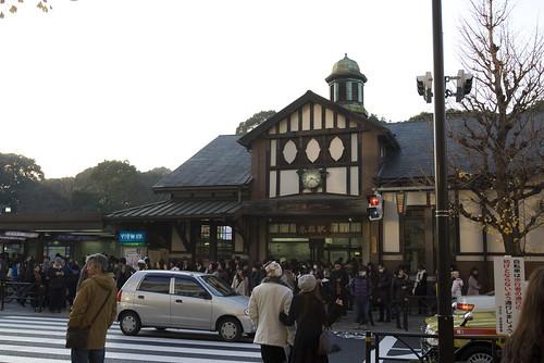 東京 表參道 2009