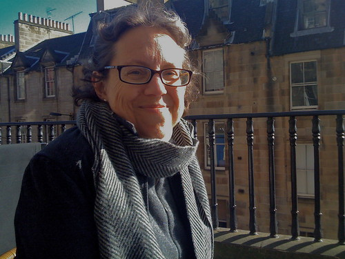 Margaret In Edinburgh
