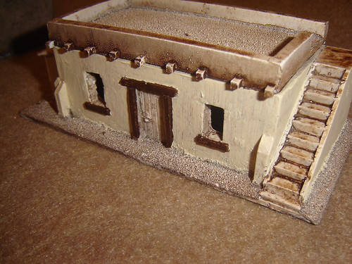Finished Cottage