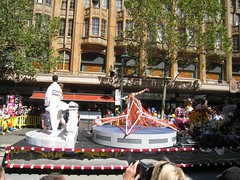 The Art Centre Float