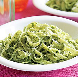 pasta-arugula-pesto-recipe