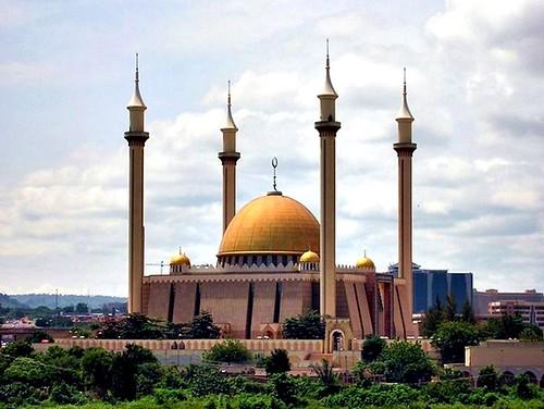 National mosque...  Abuja, Nigeria