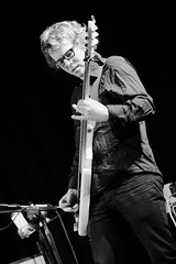 DSC06875 (Luca Rossini) Tags: portrait bw music minolta sony jazz apo 28 alpha 700 audun 80200 erlien