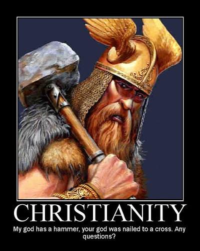 my god has a hammer