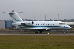 B-LBL - 5604 - Private - Canadair CL-600-2B16 Challenger 604 - Luton - 091214 - Steven Gray - IMG_5168