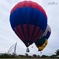 Hot Air Balloon Fiesta 2010 (17) (QooL / بنت شمس الدين) Tags: hotair balloon putrajaya qool 5162 seriwawasanbridge qoolens fiesta2010