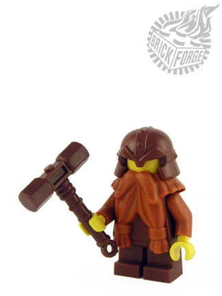 War Hammer - Reddish Brown
