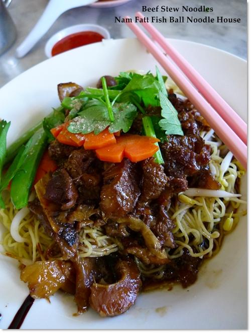 Beef Stew Noodles