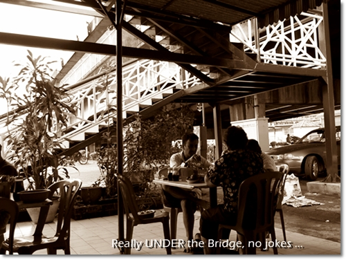 Under The Bridge BKT
