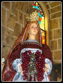 santa martha scene, raise of lazarus 2010