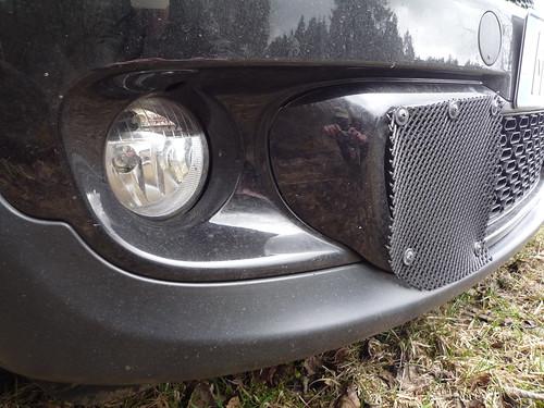 R56 S Facelift Detail