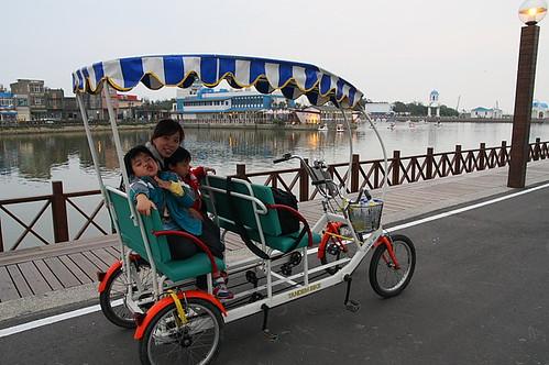 新竹南寮漁港十七公里海岸線鐵馬00011