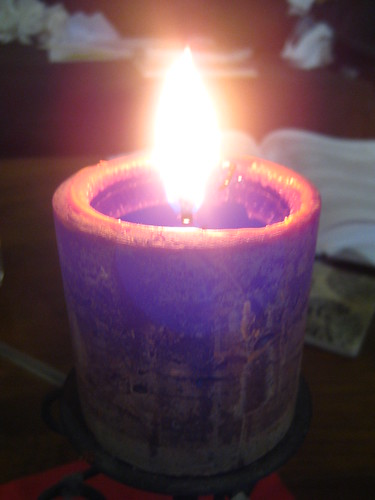 burning bright :)