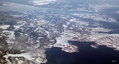 Table Bay (zeesstof) Tags: snow canada islands labrador aerial coastline tablebay windowseatplease cartwright canon7d canon18135is zeesstof huntingdonisland earlsisland