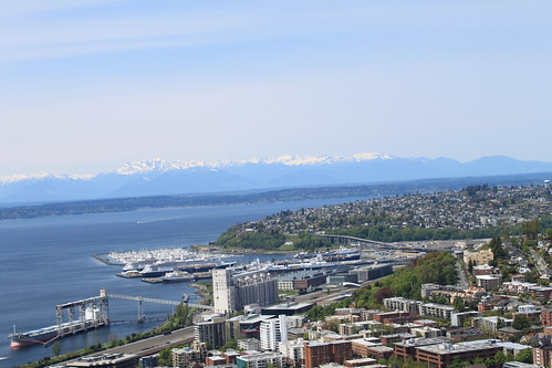 Seattle - Space Needle - View 2