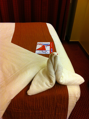 Carnival Splendor - THAT Towel Animal